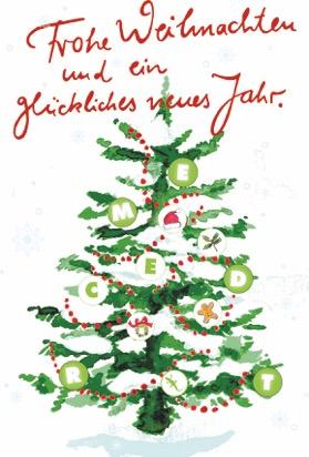 Frohe Weihnachten Und Ein.Frohe Weihnachten Und Ein Gutes Neues Jahr Weihnachten 2019
